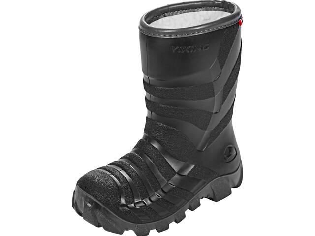 Viking Footwear Ultra 2.0 Kozaki Dzieci, czarny